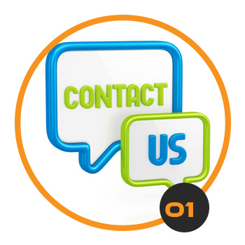 Contact Us Now