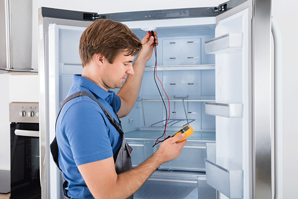 Our expert technicians know how to repair all types of refrigerators and freezers, including upright freezers, drawer freezers, chest freezers, and refrigerator-freezer combos.
